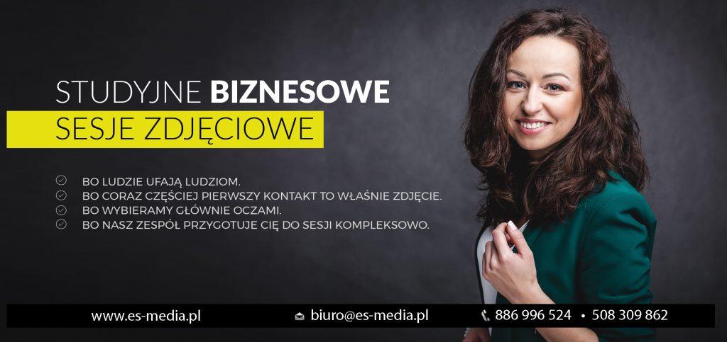 biznesowe sesje zdjęciowe